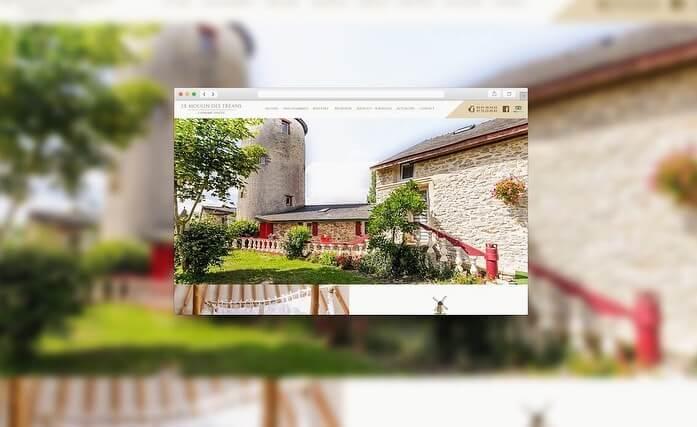 Création site internet - LDSI